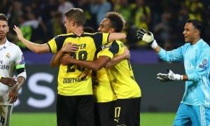 Ngày Dortmund dạy cho Real bài học