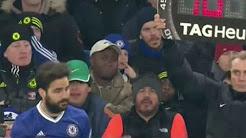 Màn trình diễn của Cesc Fàbregas vs Hull City