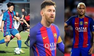5 ngôi sao có thể thay thế Lionel Messi tại Barcelona