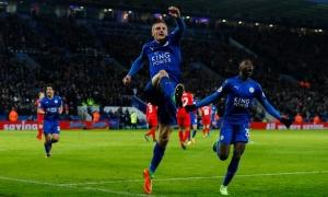 Như chưa hề có cuộc chia ly, Leicester nhấn chìm Liverpool ngay tại hang Cáo