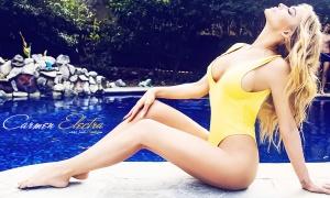 Carmen Electra - Cô vợ cũ quyến rũ của sao NBA