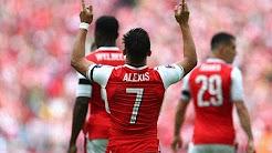 Bàn thắng gây tranh cãi của Sanchez tại CK cúp FA