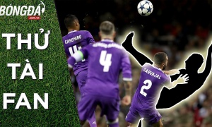 Đoán cầu thủ qua khoảnh khắc nổi tiếng | Phần 6