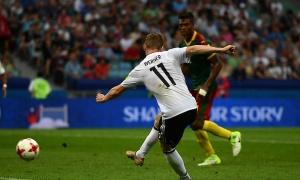 Highlights: Đức 3-1 Cameroon (Bảng B Confed Cup 2017)