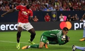 TRỰC TIẾP Man Utd 2-0 Man City: Song sát lập công (KT)
