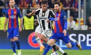 TRỰC TIẾP Juventus 0-2 Barcelona: Hiệp đấu của Neymar (Hết hiệp một)