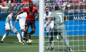 5 điểm nhấn sau trận Man Utd 1-1 Real: Điểm sáng Lingard, điểm tối Lindelof, Mourinho phải giữ 'ngọc quý'