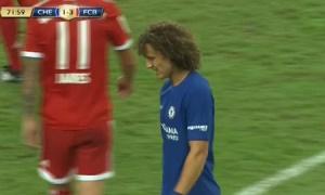 David Luiz thể hiện ra sao vs Bayern Munich?