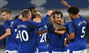 Everton và Milan 'mở hàng' thuận lợi ở cúp châu Âu