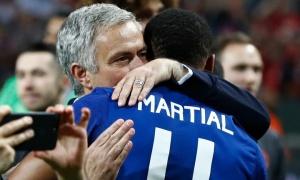 Xong! Mourinho CHỐT tương lai Martial