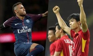 Bản tin Bóng Đá ngày 21.8 | Nghiền nát đối thủ, Công Phượng - Neymar đều lập siêu phẩm