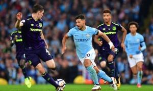 Chấm điểm Man City 1-1 Everton: Xuất sắc 2 cựu sao Quỷ đỏ