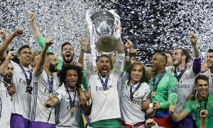 Bốc thăm vòng bảng Champions League 2017/18: M.U, Real vào bảng tử thần?