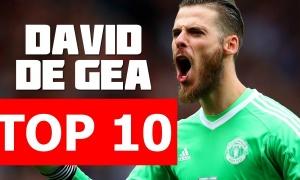 Top 10 bí mật thú vị về David De Gea