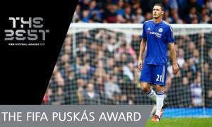 ƯCV giải Puskas 2017 - Bàn thắng của Nemanja Matic