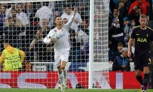 Real Madrid 1-1 Tottenham: 'Penaldo' lại cứu Real