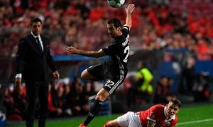 5 điểm nhấn Benfica - Man Utd: Thất vọng Mkhitaryan; Mourinho nhớ Pogba