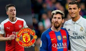 Bản tin BongDa ngày 20.10 | MU sắp có Özil, Ronaldo lại vượt mặt Messi