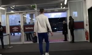 Những hình ảnh trong đường hầm của Chelsea sau thất bại trước West Ham