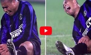 Khoảnh khắc Ronaldo béo khiến người hâm mộ nhói lòng