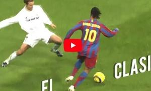 Những bàn thắng nổi tiếng nhất trong các trận El Clasico