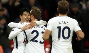 Tottenham sẽ sử dụng đội hình nào để đối phó với Man City?