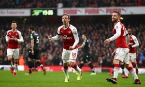 Chấm điểm Arsenal: Hàng thủ chói sáng bất ngờ