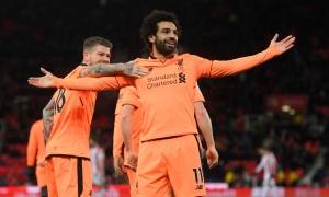 Klopp muốn thử nghiệm Salah đá hộ công thay Coutinho