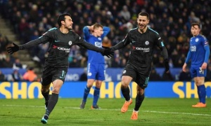 Chấm điểm Chelsea sau trận Leicester City: Lại là Bakayoko!