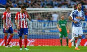 Highlights: Real Sociedad 3-0 Atletico Madrid (Vòng 33 La Liga)