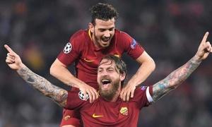 Đã lỡ rồi... vô địch đi thôi Roma!