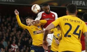 Hơn người, Arsenal vẫn để Atletico cầm hòa theo kịch bản không thể tệ hơn
