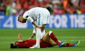 TRỰC TIẾP Real Madrid 0-0 Liverpool: Salah rời sân (H1)