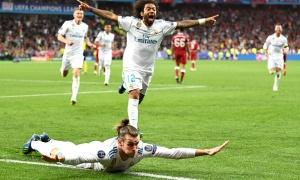 TRỰC TIẾP Real Madrid 3-1 Liverpool: Vua vẫn là vua (KT)