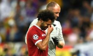 NÓNG: Salah lần đầu lên tiếng sau chấn thương, làm rõ cơ hội dự World Cup