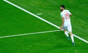 Chấm điểm Tây Ban Nha: Costa gánh hàng thủ thảm họa
