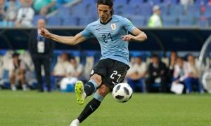 Chấm điểm Uruguay: Ghi bàn nhưng Cavani vẫn tệ nhất đội