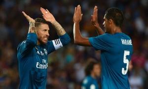 Đề cử hậu vệ Champions League: Chuyện nội bộ của Real Madrid