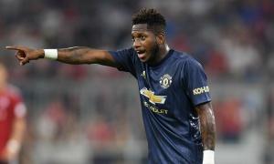 Fred: 'Tôi từ chối Man City, chỉ muốn làm điều này với Man Utd'