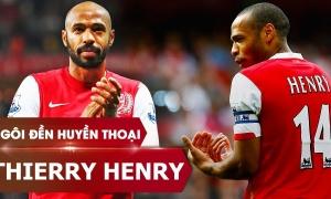 Ngôi đền huyền thoại | Thierry Henry