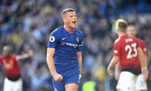 TRỰC TIẾP Chelsea 2-2 Man United: Kịch bản hoàn hảo (KT)