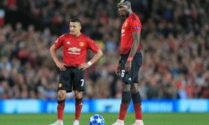 Mourinho không biết dùng Pogba và Sanchez