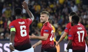 Man United thua trận, CĐV Quỷ đỏ vẫn khen ngợi đặc biệt một cái tên