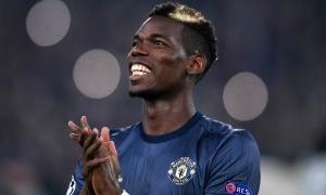 Juventus cho Man Utd một đặc ân để đổi lấy Pogba