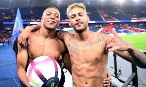 Không thể có Neymar, Real chuyển hướng sang Mbappe