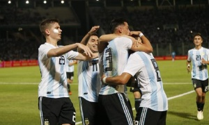Highlights: Argentina 2-0 Mexico (Giao hữu)