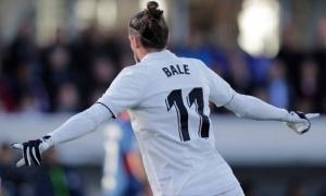 Sút tung lưới Huesca, Bale chấm dứt thành tích tệ chưa từng thấy