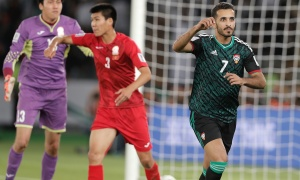 Highlights: UAE 3-2 Kyrgyz Republic (Asian Cup UAE 2019)