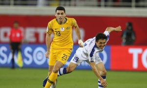 Highlights: Úc 0(2) - (4)0 Uzbekistan (Asian Cup UAE 2019)