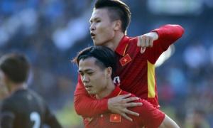 Báo Nhật: 'Hãy coi chừng Quang Hải, Công Phượng ở trận tứ kết'